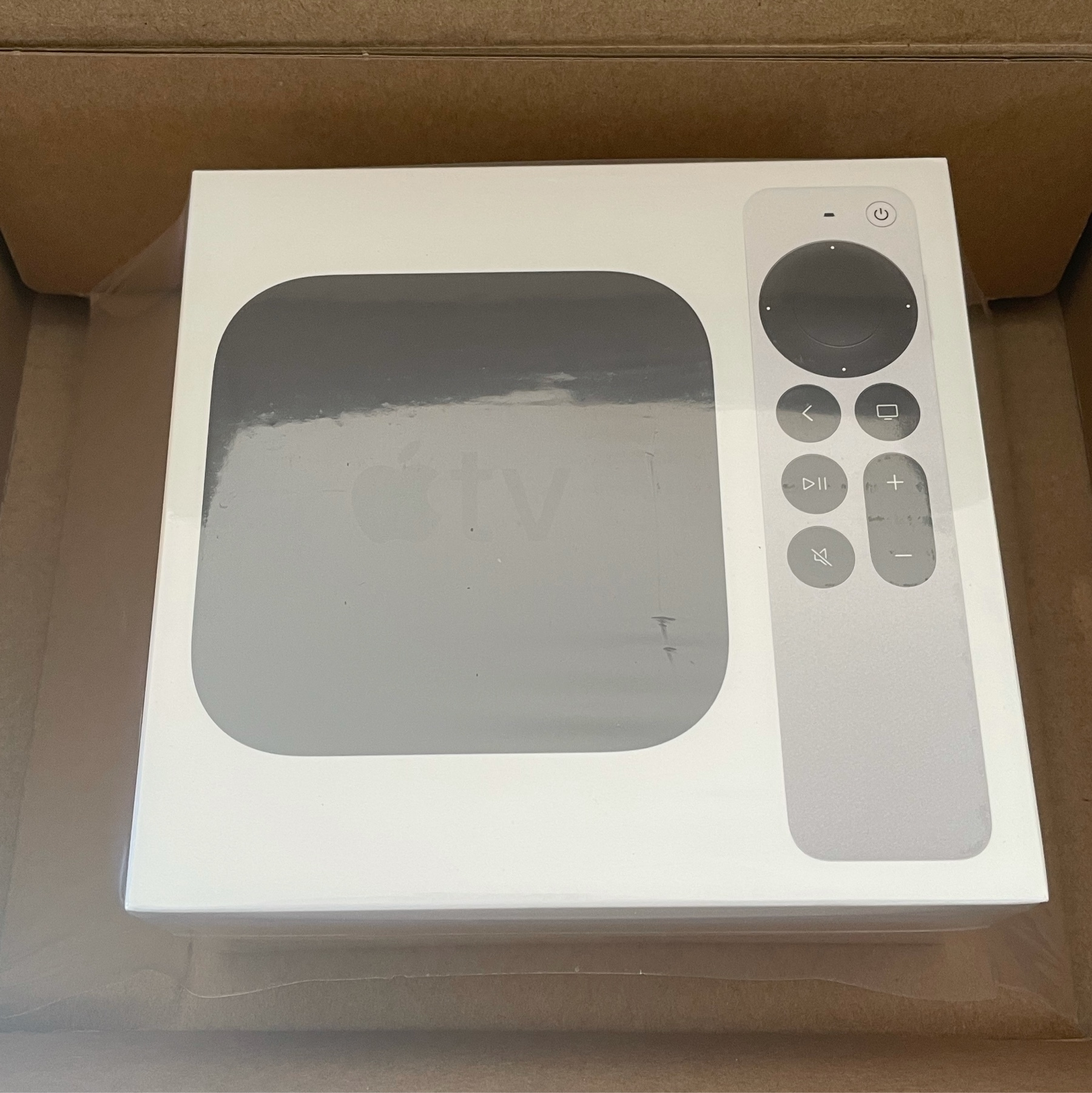 My new Apple TV just arrived!